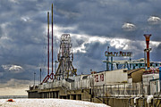 Chuck Kuhn - Atlantic city pier