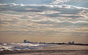 Elsa Marie Santoro - Atlantic City Skyline II