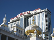 Mahal Metal Prints - Atlantic City - Trump Taj Mahal Casino - 01132 Metal Print by DC Photographer