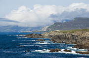 Jane Mcilroy Metal Prints - Atlantic Coast Achill Island Metal Print by Jane McIlroy