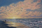 Kathleen McDermott - Atlantic Dawn # 2 by K....
