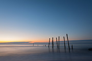 Jerseyshore Photo Originals - Atlantic Sunrise by Michael Ver Sprill