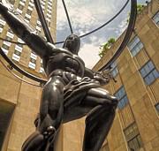 Gregory Dyer - Atlas of Rockefeller Center New York City