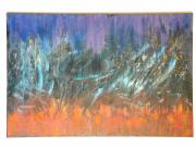 The Heavens Painting Originals - Atmospherics by Reggie Hager