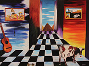 Gustavo Oliveira - Atom Heart Mother- Vaca...