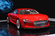 Tron Photos - Audi e tron by Thomas Wolf