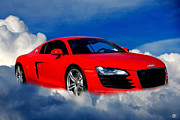 Sportscar Originals - Audi R8 Coupe by John Melton