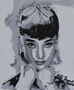 Kate Farrant - Audrey- Audrey Hepburn