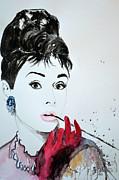 Ismeta Gruenwald - Audrey Hepburn - Original