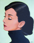 Hepburn Originals - Audrey by Robin White