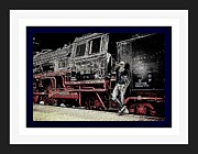 Zug Metal Prints - Aufbruch Metal Print by Barbelotta
