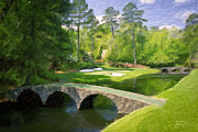 Scott Melby - Augusta National Hole 12...