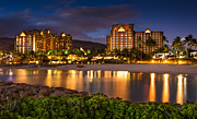 Disney Art - Aulani Disney Resort at Ko Olina by Tin Lung Chao
