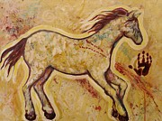 Pony Express Originals - Aura Horse by Carol Suzanne Niebuhr
