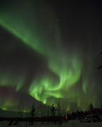 D700 Art - Aurora Borealis by Thomas Detert
