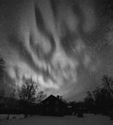 Pekka Sammallahti - Aurora takes the form of...
