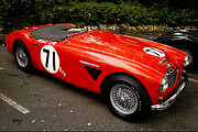 Curt Johnson - Austin Healey Panamaicana