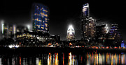 Gary Gibich - Austin Night Skyline...