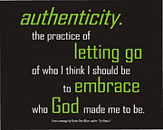 Debbie Karnes - Authenticity