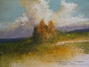 Hassam Originals - Autumn Approaching by Darryl Steele