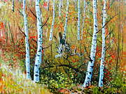 Denis Grosjean - Autumn Aspen