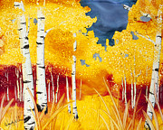 Wendy Wilkins - Autumn Aspen