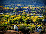 Prescott Photos - Autumn at Fort Whipple by Aaron Burrows