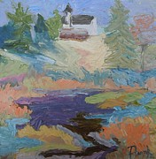 Francine Frank - Autumn at Hog Bay