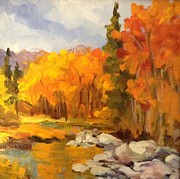 Pat Crowther - Autumn Below the Dam