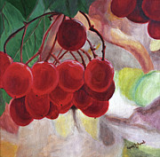 Renee Forth Fukumoto - Autumn Berries