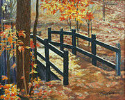 Wes Loper - Autumn Bridge