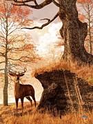 Daniel Eskridge - Autumn Buck