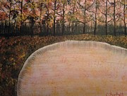Christy Burkett - Autumn By The Water