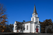 Jim Wilcox - Autumn Church