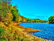 Nick Zelinsky - Autumn Color along the Delaware
