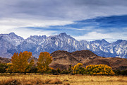 Andrew Soundarajan - Autumn Colors and Mount...