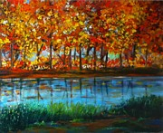 B Russo - Autumn Colors