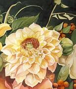 Alfred Ng - autumn dahlia