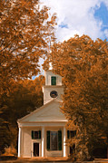 Sturbridge Posters - Autumn Days Poster by Joann Vitali