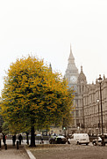 Expressions Photo Posters - Autumn Expressions Big Ben Poster by Stefan Kuhn
