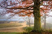 Debra and Dave Vanderlaan - Autumn Farm Lane