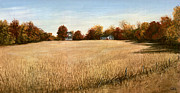 G Linsenmayer - Autumn Field Southern...