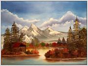 Autumn Glory Print by Joyce Krenson