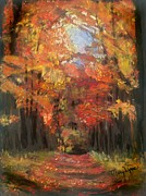 Mary Lynne Powers - Autumn Glow