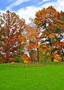 Frozen in Time Fine Art Photography - Autumn Golf