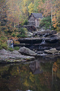 Michael Donahue - Autumn Grist Mill 2