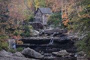 Michael Donahue - Autumn Grist Mill