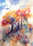 Bette Orr - Autumn in Abstract