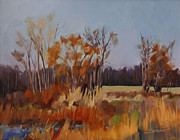 Barbara Benedict Jones - Autumn in Ohio