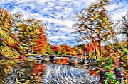 David Seguin - Autumn in the Adirondacks